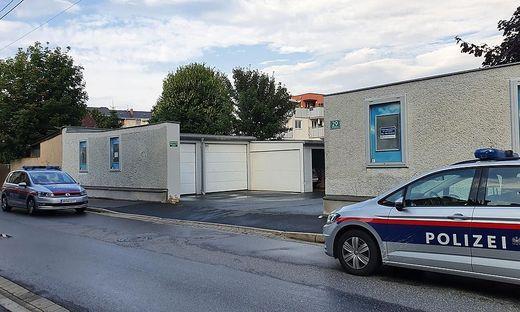 Tatort im Bezirk Graz-Lend