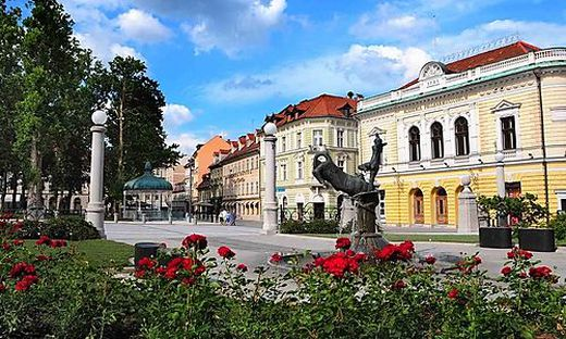 Reichhaltiges Programm: die Slowenische Philharmonie