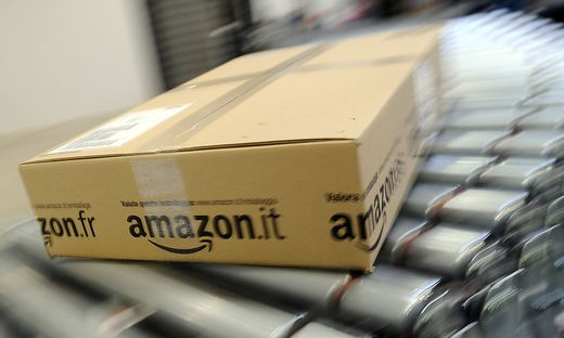 Amazon Logistikzentrum Rheinberg
