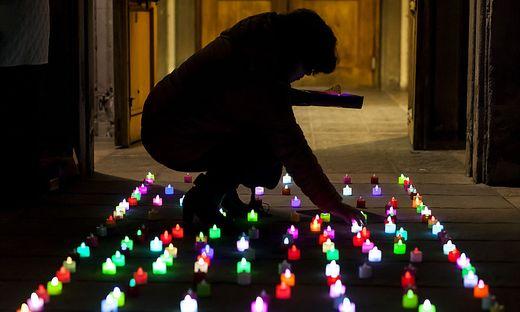 In Chile wird an die Leiden der Missbrauchsopfer erinnert
