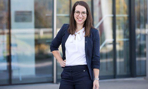 Karrieresprung für Simone Ratheiser