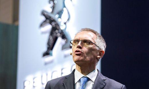 PSA-Chef Carlos Tavares soll Vorstandschef werden