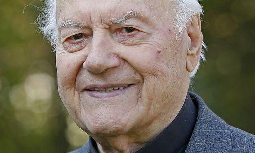 Walter Reschenauer feiert seinen 90. Geburtstag