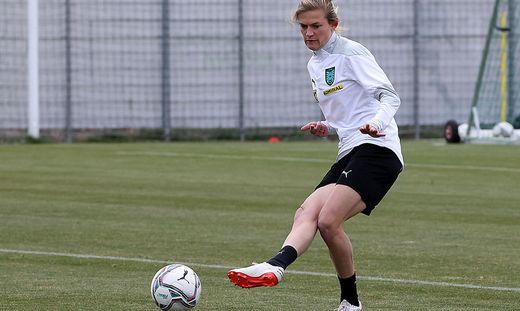 Carina Wenninger - als Meisterin direkt zum Nationalteam
