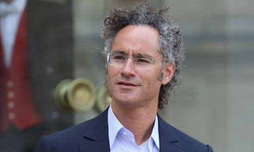 Alexander Karp, charismatischer Palantir-Lenker