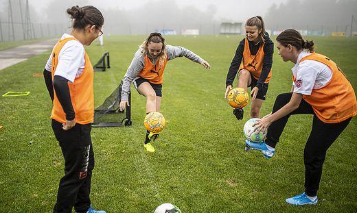 Mädchen-Fußball in Maria Rain: Gibt es für Kinder und Jugendliche im Sport eine Mini-Öffnung?