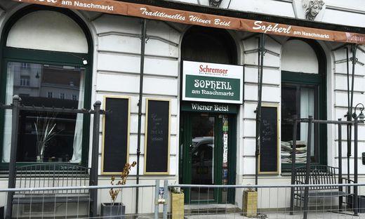 """as """"Sopherl"""" am Wiener Naschmarkt ist insolvent"""