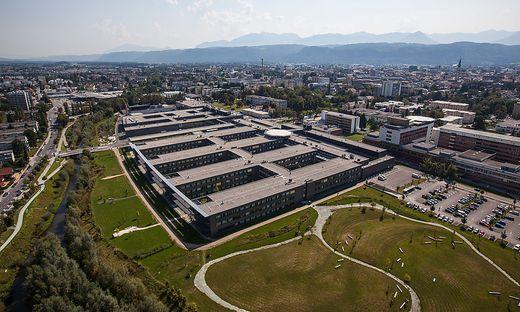 Im Klinikum Klagenfurt und den anderen Akutspitälern der Kabeg werden die Maßnahmen verschärft
