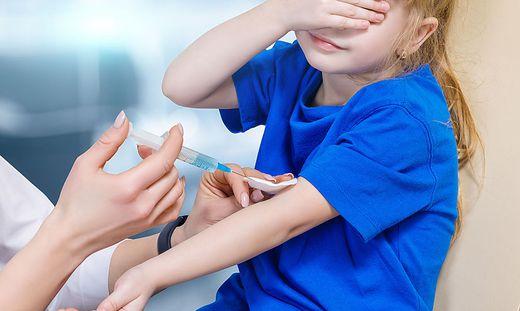 Kinder, Impfungen, Schule