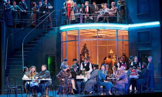 La Boheme in der Grazer Oper