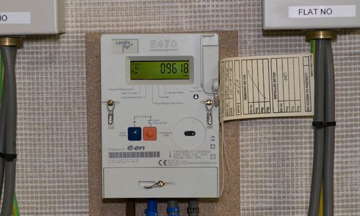 Als Smart Meter bezeichnet man vernetzte Stromzählgeräte