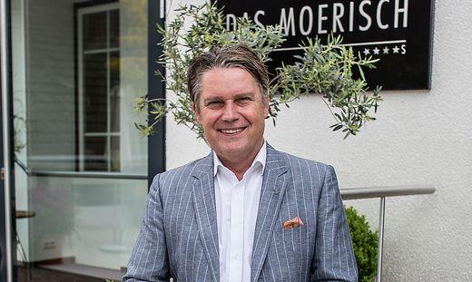 Kärntens Hoteliersprecher Sigismund Moerisch