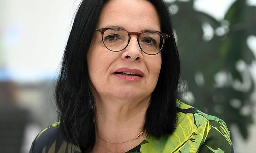 Kulturstaatssekretärin Andrea Mayer