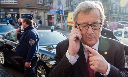 Jean-Claude Juncker war selbst Chef der Europgruppe