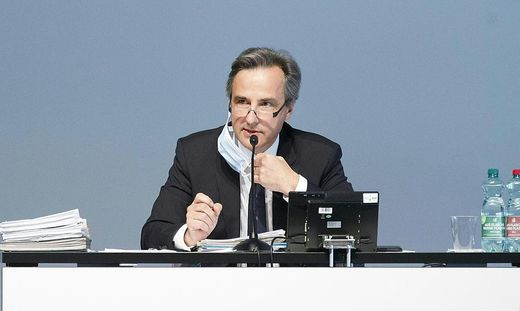 Bürgermeister Siegfried Nagl