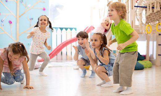 Die Corona-Maßnahmen an den Kindergärten werden verschärft