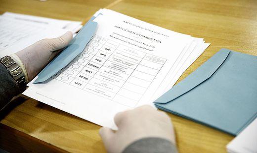 Am 28. Juni findet nun die Gemeinderatswahl statt. In allzu großer Wahlkampfstimmung sind die Parteien aber nicht
