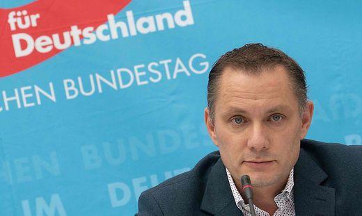 Tino Chrupalla wird Nachfolger von Alexander Gauland
