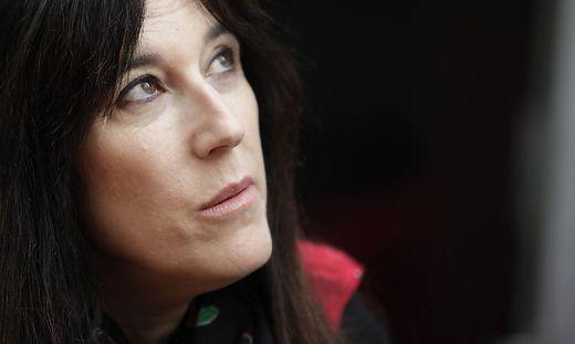 Die israelische Autorin Zeruya Shalev