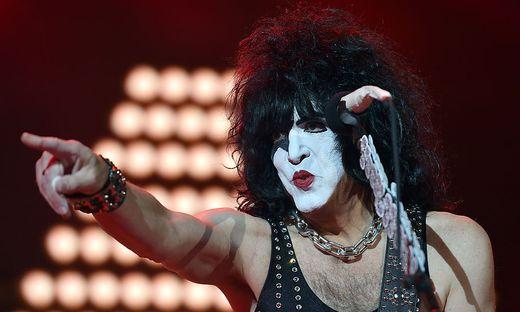 Kiss sagt Konzert ab - positiver Corona-Test bei Frontman Stanley