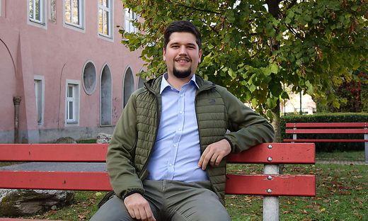 David Knapp leitet seit Kurzem gemeinsam mit Andrea Schönfelder aus Bruck an der Mur die steirische Landjugend. Mit 30 wird er wie alle Mitglieder aus der Jugendorganisation ausscheiden