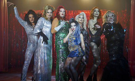 """Die """"Dancing Queens"""""""