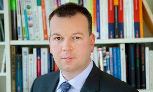 Medienwissenschaftler und Plagiatsgutacher Stefan Weber.