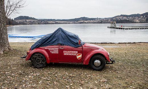 Ob der Eislaufverein Wörthersee wieder an den Längsee zurückkehrt, ist derzeit völlig offen