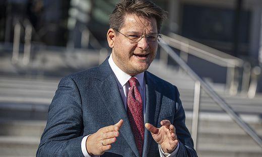 """""""Wir versuchen bis ins Jahr 2040 zu blicken"""", sagt Rektor Vitouch"""