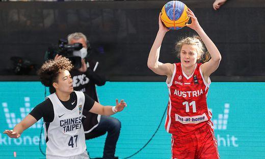 BASKETBALL - FIBA 3x3 Olympic Qualifying