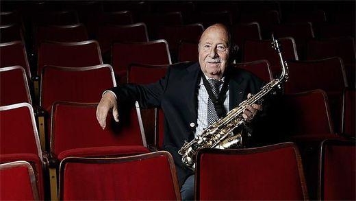 Hans Salomon, Großmeister am Saxophon