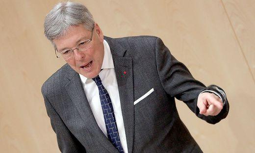 Kärntner LH und Vorsitzender der Landeshauptleutekonferenz: Peter Kaiser
