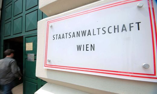 THEMENBILD: STAATSANWALTSCHAFT WIEN