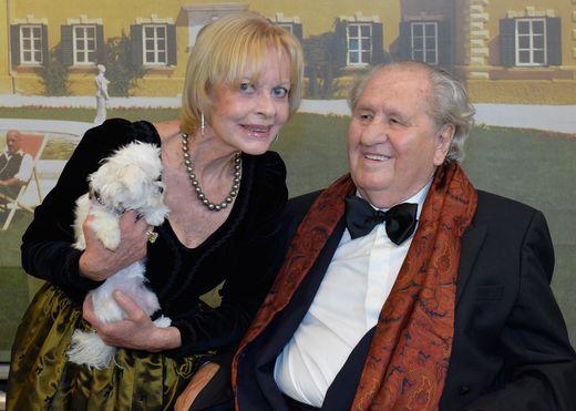 Angelika und Karl Spiehs