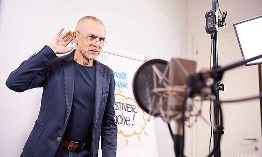 Arno Fischbacher, Business-Stimmcoach