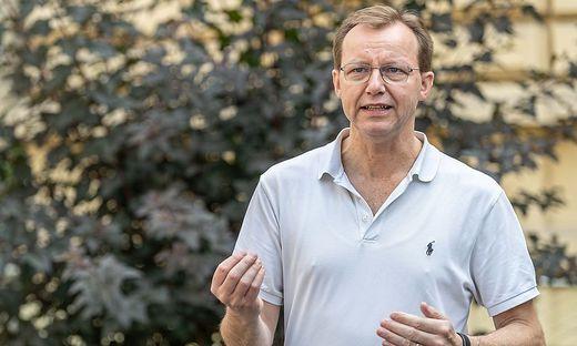 Gottfried Kirchengast: Weit von den Klimazielen entfernt.
