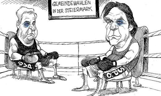 Mit einem blauen Auge sind die Reformpartner bei den Gemeinderatswahlen 2015 davon gekommen