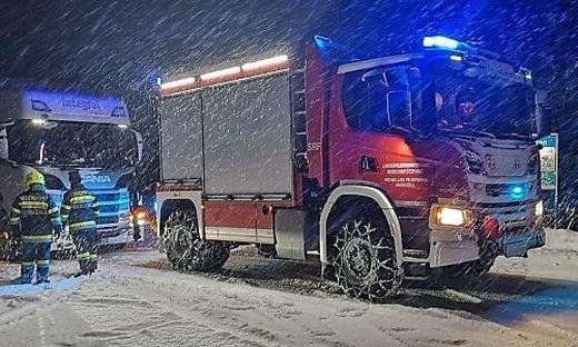 Die Freiwillige Feuerwehr Mariazell rückte am Mittwoch zwei Mal aus