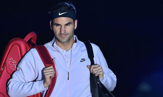 Schon 110 Millionen Dollar kassiert: Federer ist der neue Preisgeldkönig