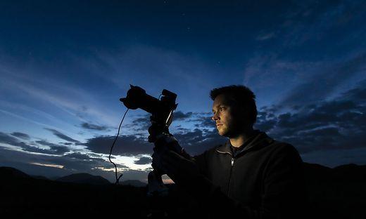 Michael Kleinburger, Naturfotograf