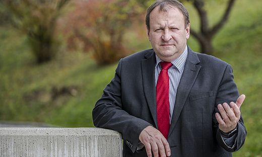 AMA-Vorstandsvorsitzer Günter Griesmayr
