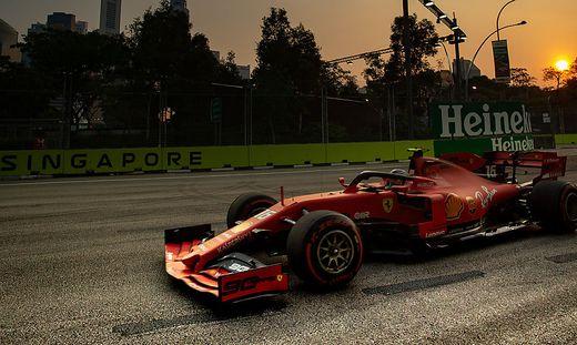 Singapur-Rennen zum zweiten Mal in Folge gestrichen