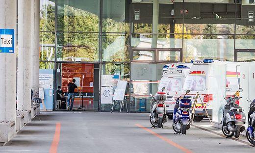 Am 2. Juni kam es Klinikum Klagenfurt zu dem Vorfall