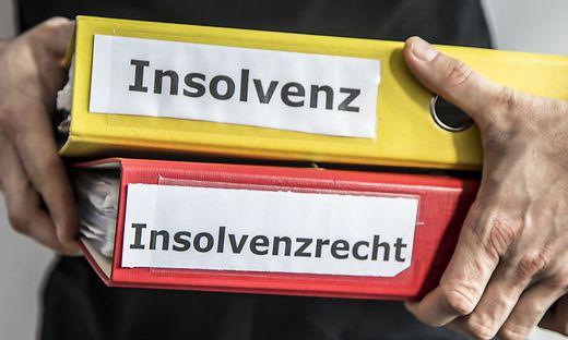 Sujet Insolvenz Insolvenzrecht Insolvenzverfahren Schulden insolvent Jänner 2019