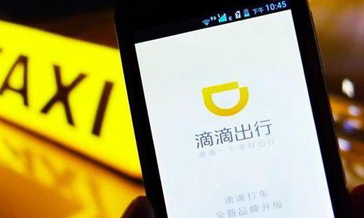 Mit Didi Chuxing wächst in China ein gigantischer Taxi-Konkurrent