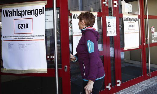 Auch in Klagenfurt müssen die Wählerinnen und Wähler am 14. März noch einmal zur Stimmabgabe