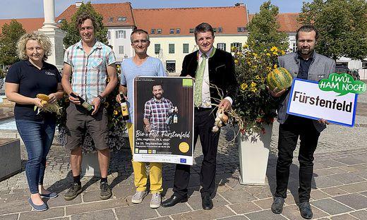 Biofest 2021 in Fuerstenfeld