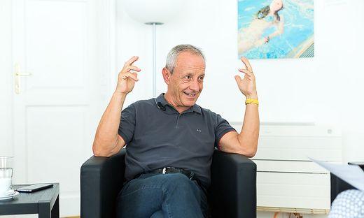 Peter Pilz Interview Kleine Zeitung by Akos Burg