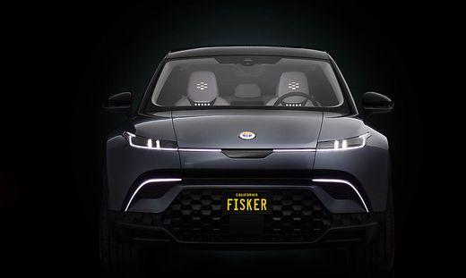Das E-SUV Fisker Ocean wird in Graz gebaut