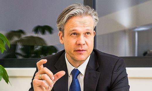 Steuerberater und Kammerpräsident Peter Katschnig